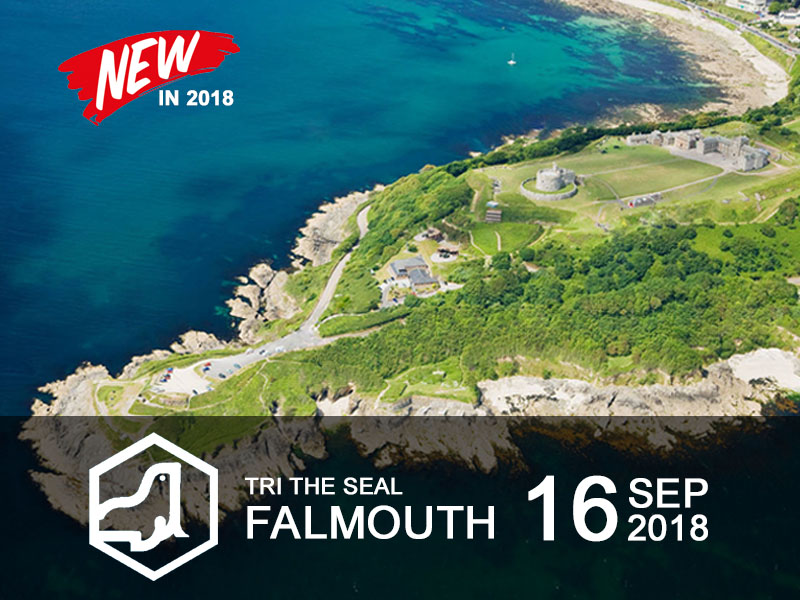 Falmouth Triathlon 2018 Tri The Seal Intotri Adult Kids Events