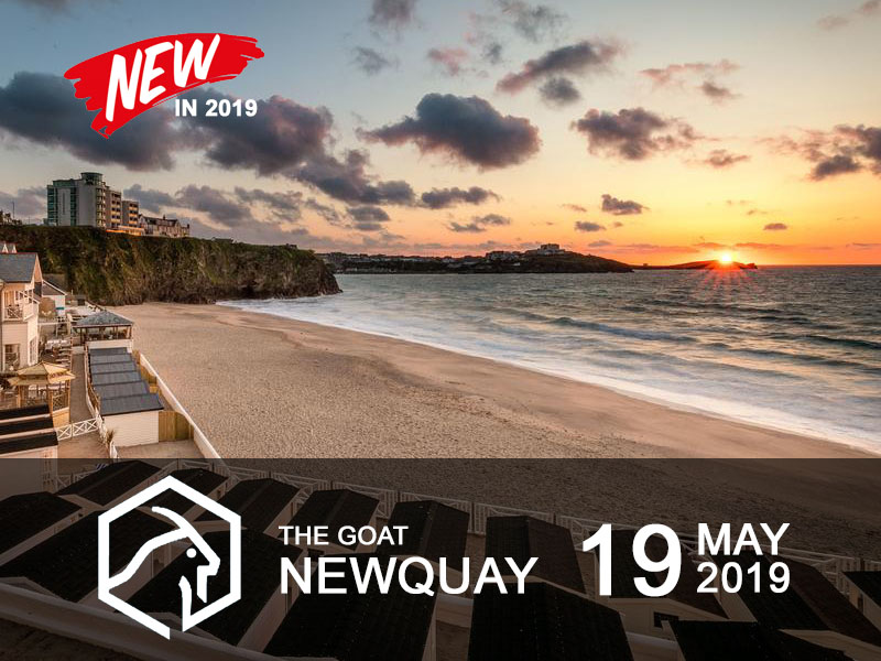 Newquay Triathlon 2019 - Tri the Goat | INTOTRI | Adult & Kids Events